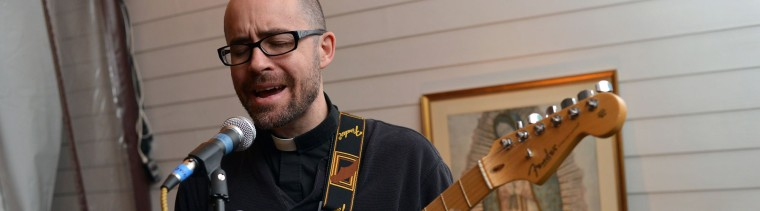 Fr Kevin McGoldrick